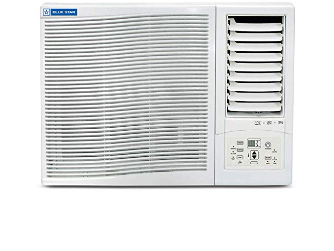 BLUE STAR WINDOW AIR CONDITIONERS